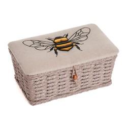 Nähkorb (klein) – Linen Bee