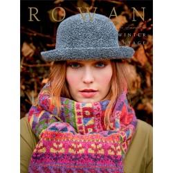 Zeitschrift Rowan Winter...