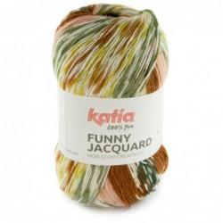 Katia Funny Jacquard
