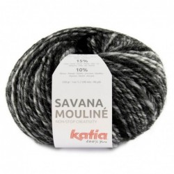 Katia Savana Mouliné