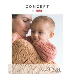 Zeitschrift Katia Cotton in...