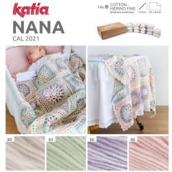 Set Katia Nana CAL 2021