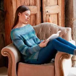 Strick-Set - Pullover...