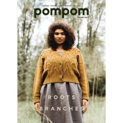 Zeitschrift Pompom Issue 38...