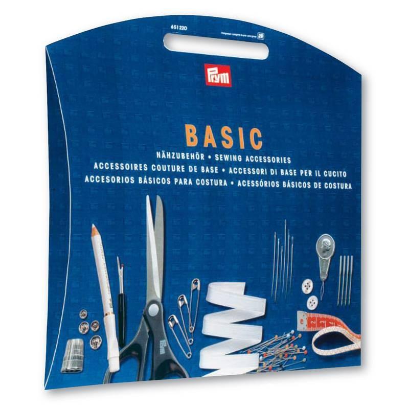 Kit Accesorios Básicos para costura Prym
