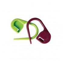 Verschließbare Maschenmarkierer - KnitPro